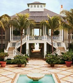find this pin and more on tropicalbritishfrench colonial style houses - Colonial Design Homes