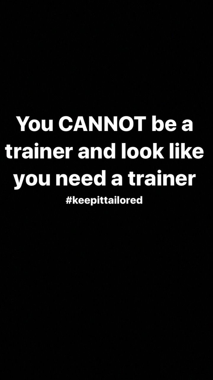 Pin On Personal Training