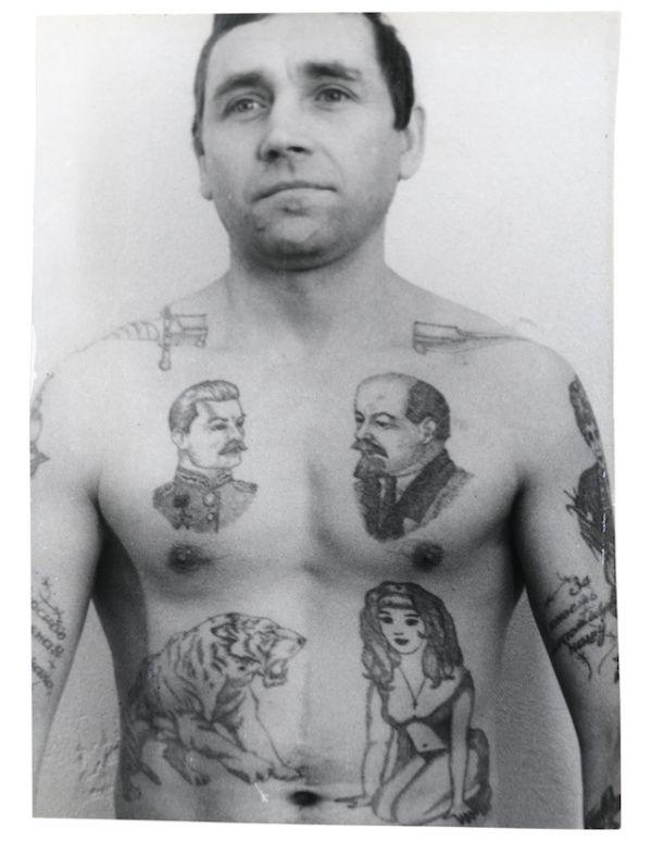 The Secret Symbolism Of Russian Prison Tattoos