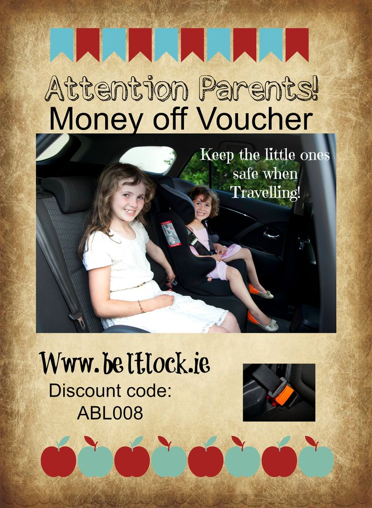 Money off Beltlock.ie! pass it on.....