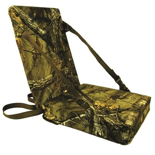 Therm-A-Seat Self-Support Folding Seat-Real Tree Xtra