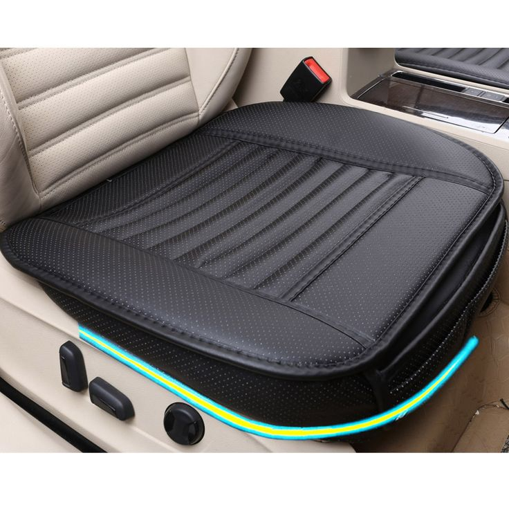 Four seasons general car seat cushions,universal non-rollding up car single seat cushion, non slide not moves car seat covers //Price: $23.08      #shopping