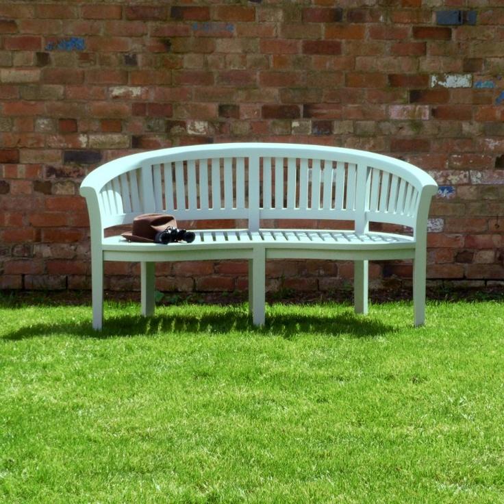 Banana Teak Garden Furniture Painted Bench Cotswold Olive 1 5m. 155 best jamie oliver garden furniture images on Pinterest   Jamie