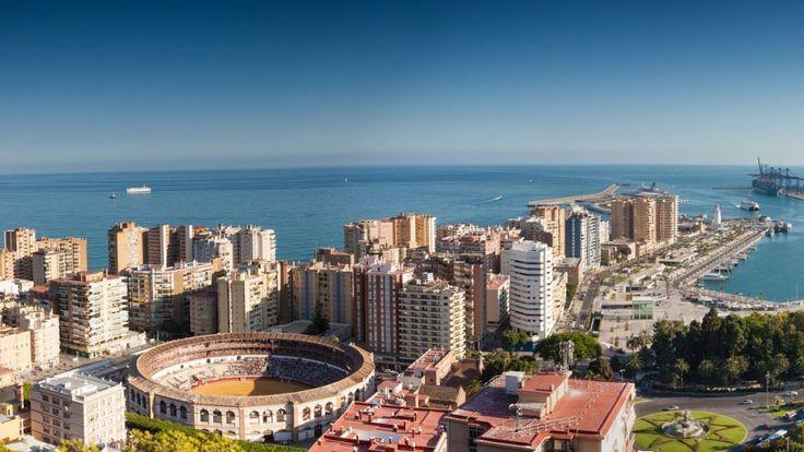 Flug Schnäppchen nach Malaga und zurück nur 39,94 €