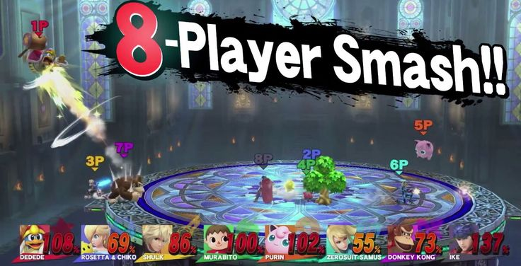 'Super Smash Bros.' for Wii U is completely insane and absolutely amazing | The Verge