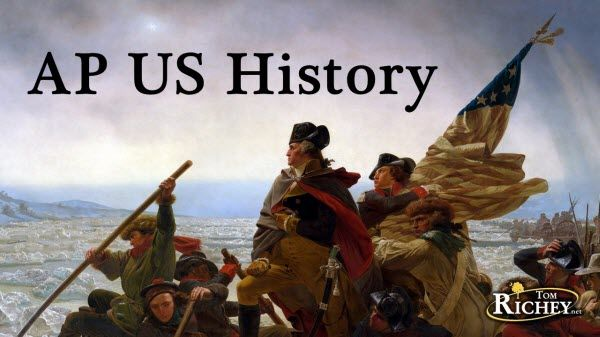 FREE online PowerPoint presentations, lesson plans, YouTube videos and lectures, and more to supplement their AP history courses (ages 13-18)