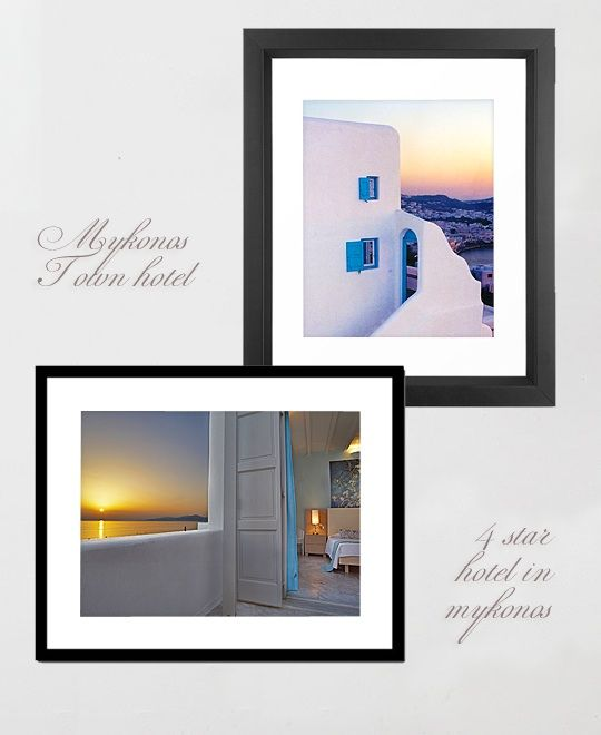 Mykonos: The other side of the Sunset!