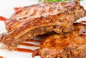Czosnkowa karkówka / Garlic pork  www.winiary.pl