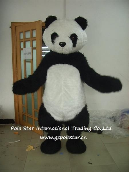 Костюм панды по