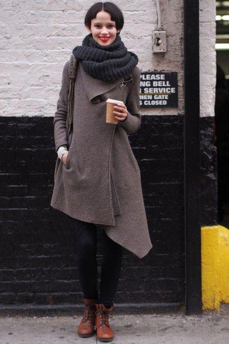 Photos: Best-Dressed Street Style at New York Fashion Week Fall 2013 |Vanity Fair.