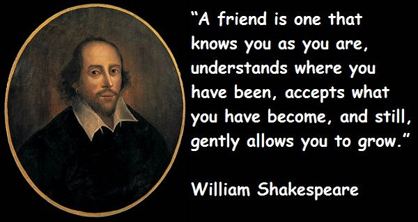"""...  quotes from William Shakespeare have now become household words and sayings - and just to emphasise the point """"household word"""" is also one of the Bard's ' anonymous' quotations! Description from shakespearequotesonlife.blogspot.com. I searched for this on bing.com/images"""
