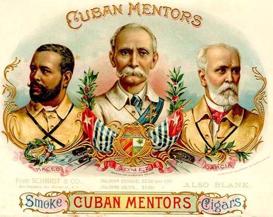 Cuban Mentors Cigars