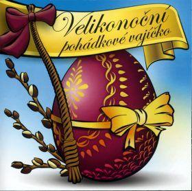 Velikonoční pohádkové vajíčko - CD  Knížky/audio/DVD/CD o Velikonocích #kniha #děti #mládež #nejmenší #Velikonoce #jaro #DVD #CD #audio #tip3dmamablog