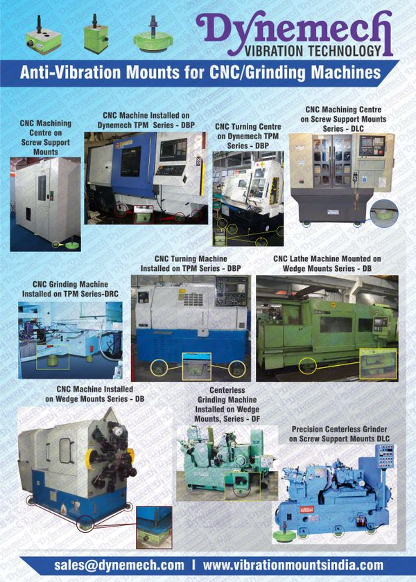Vibrations in the machine-tool system cause tool wear, tool breakage, machine spindle bearings wear, poor surface finish, inferior product