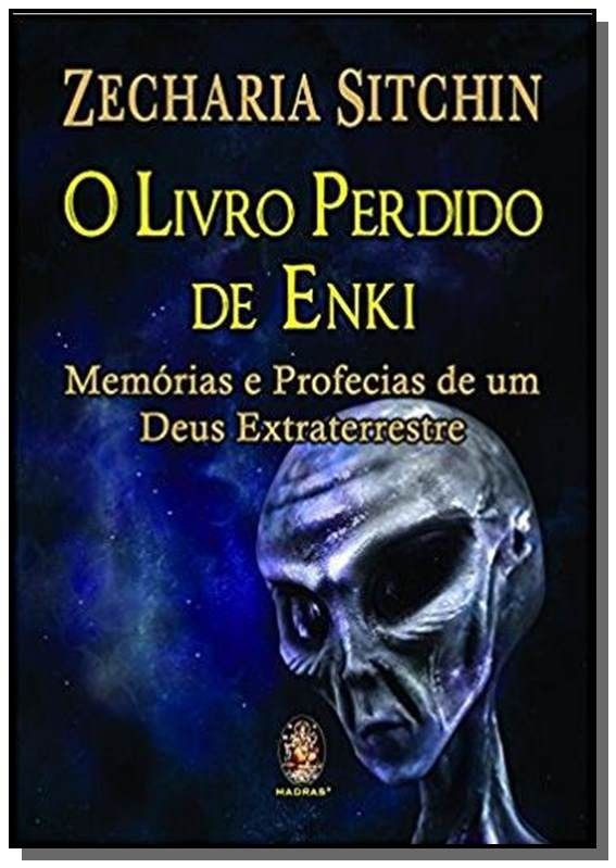 O Livro Perdido De Enki Zecharia Sitchin Download Livros De