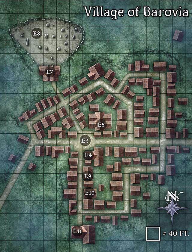 El Descanso del Escriba: Map-a-week archive y material de TSR desde Wizards...