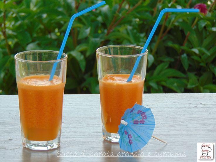 Il succo di carota arancia e curcuma aiuta ad attivare il metabolismo lo possiamo gustare al mattino oppure a metà pomeriggio prima di un allenamento.