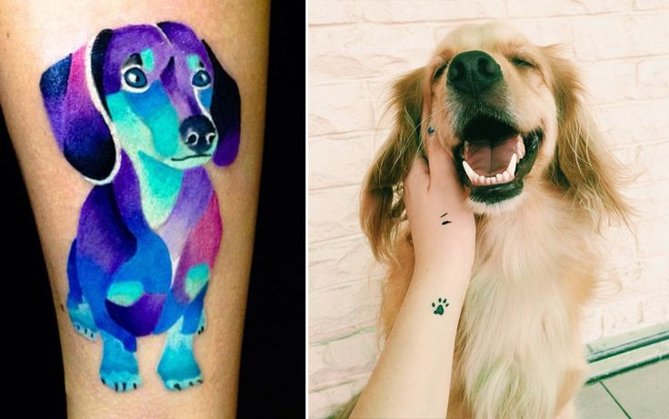 24 Dog-Inspired Tattoos That Will Stop You In Your Tracks - BarkPost