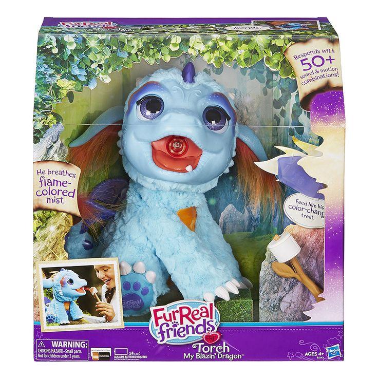 FurReal Friends Torch My Blazin' Dragon | Toys R Us Australia