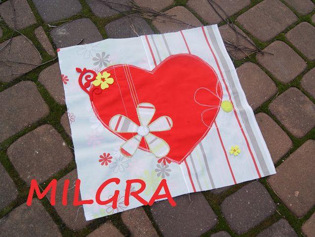 MILGRA: Projekt poszewki rozpoczęty