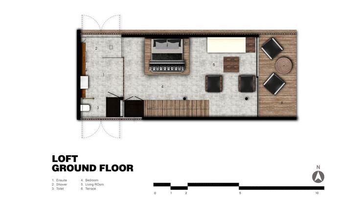 Studio Loft Ground