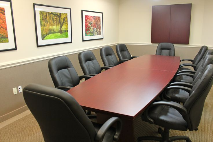 Meeting Room Available for Hourly Rental