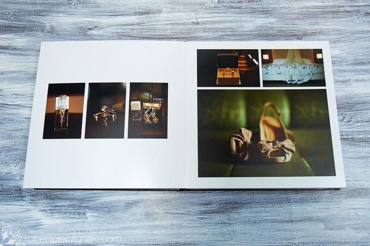 Wedding Photoalbums by www.robertpieczynski.com