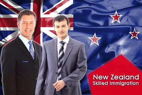 New Zealand Skilled Migrant Category Visa program
