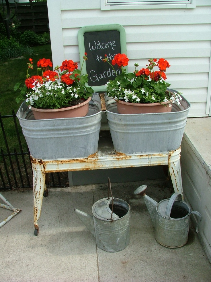 best 25 wash tubs ideas on pinterest galvanized wash