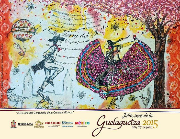 Guelaguetza 2015 ~ Vive Oaxaca - Página Oficial