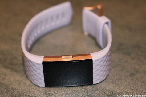 La montre connectée Charge 2 de Fitbit - Le blog de Testing-Girl