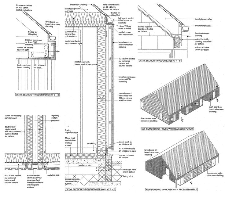 The 111 Best Images About ARCH Detail Drawings On