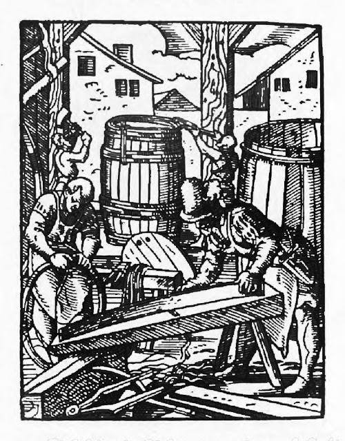 Barrelmakers - Jost Amman book of trades