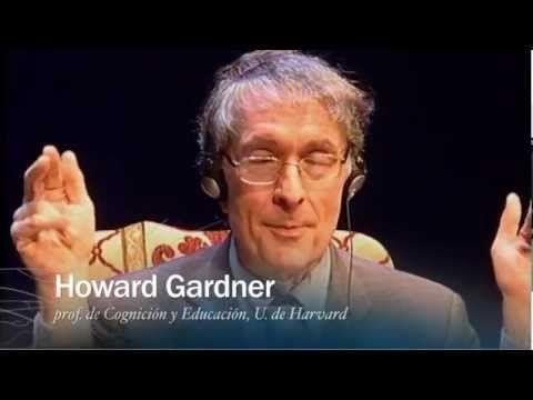 De las inteligencias múltiples a la educación personalizada. Coloquio con Eduard Puset, para el programa televisivo Redes. #video #howardgardner