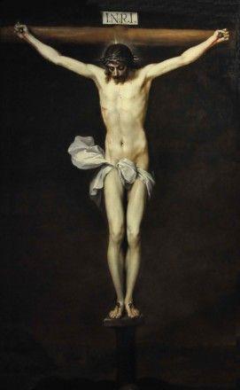 5th Sorrowful Mystery, The Crucifixion (by Alonzo Cano) Luke 23:33-47
