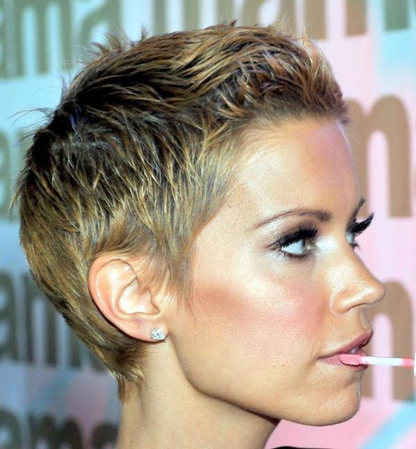 22 Gorgeous Super Short Hairstyles