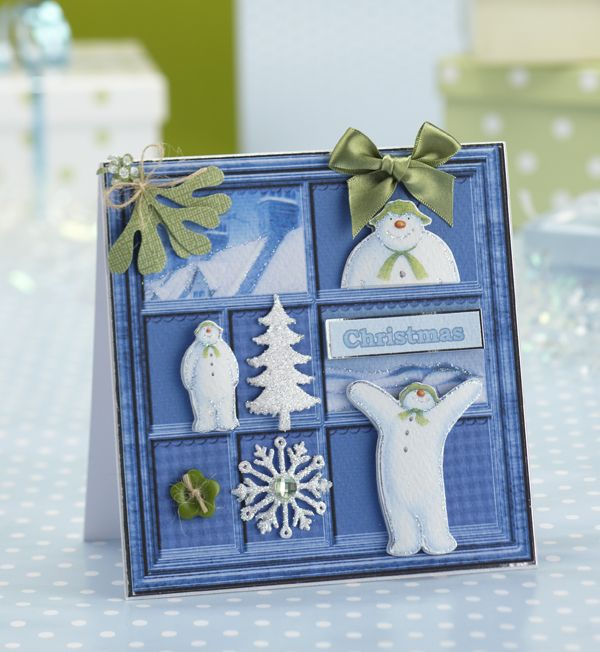 Christmas blog party 2013: Issue 120 of Papercraft inspirations is out now! - Papercraft Inspirations
