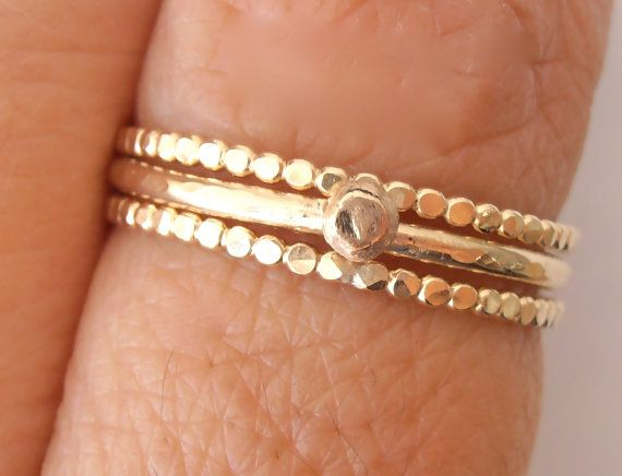 78 best Stack rings and other jewellery images on Pinterest