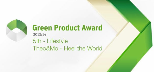 More than 12,000 presentations from 14 countries, the audience decides from 64 countries and Theo&Mo - Heel the World is 5th. And so the most sustainable high fashion label worldwide. Thank you very much, big hug and keep on heeling the world!!! #heel #sustainability #greenproductaward #highfashion