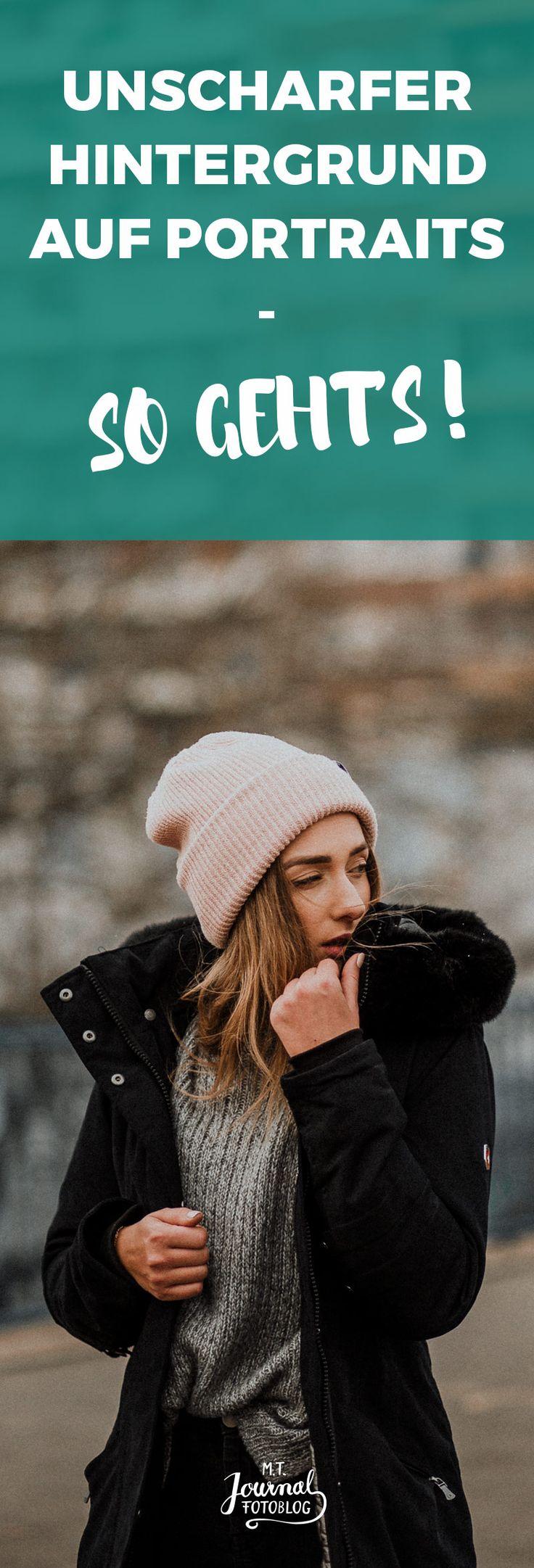 Unscharfer Hintergrund - so erzielst du massig Tiefenunschärfe und setzt sie geschickt auf deinen Fotos ein!