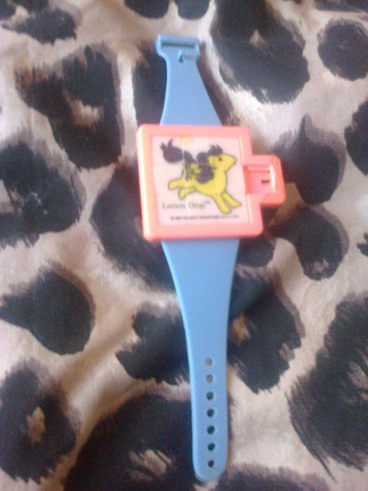 vintage my little pony puzzle watch | eBay