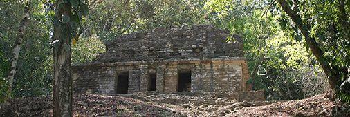 Tours a Yaxchilan en Chiapas, Kukulcan Travel Agency