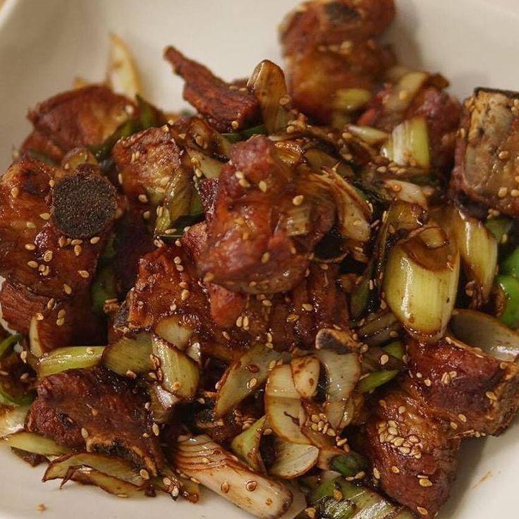 Dacă vrei să mănânci azi ceva inedit, atunci comandă-ți o porție de coaste de porc Gan Bian de la Panda Express din Constanța via Fudoo.com/Pandaexpress și bucură-te de o mâncare chinezească picantă și aromată! ��  #TurkishCuisine #ItalianCuisine #ThaiCuisine #FrenchCuisine #JapaneseCuisine #LebaneseCuisine #SpanishCuisine #GermanCuisine #KoreanCuisine #SouthAfricanCuisine #AustralianCuisine #CaribbeanCuisine #GreekCuisine #FilipinoCuisine #ScottishCuisine #IndianCuisine #MexicanCuisine…