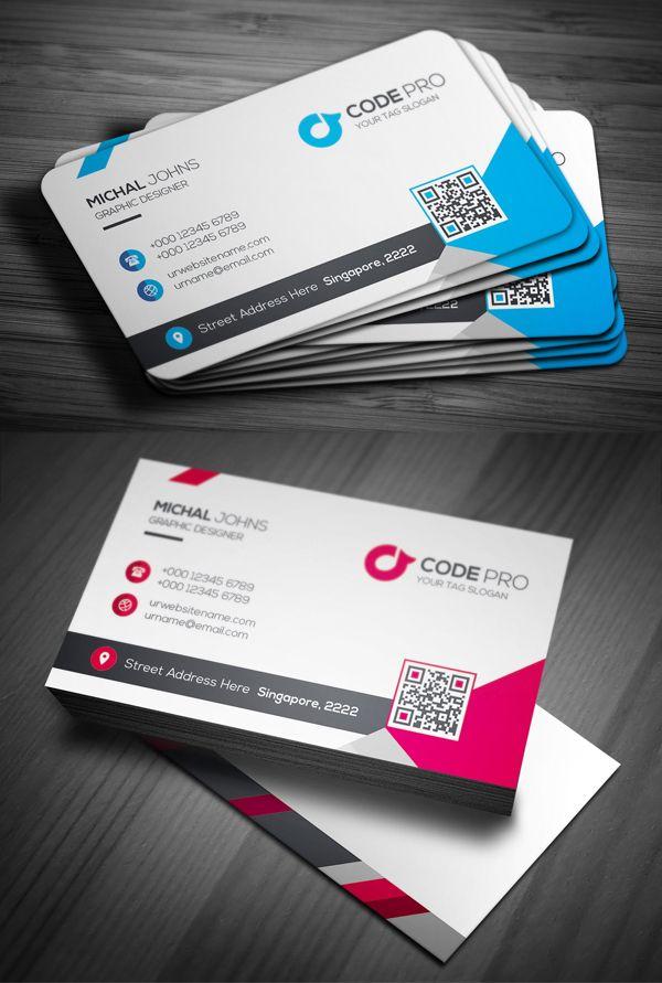 Creative Business Card Psd Templates 28 Print Ready Design