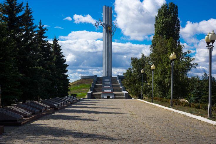 Парк Победы в Саратове на Соколовой горе – сентябрь, 2016. Бесплатные фотографии…