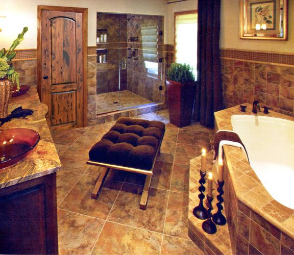 Rustic bathroomLuxury Bathrooms, Modern Luxury Bathroom, Veggies Burgers, Rustic Look, Dreams House, Custom Furniture, Bath Vanities, Kitchens Cabinets, Bathroom Cabinets