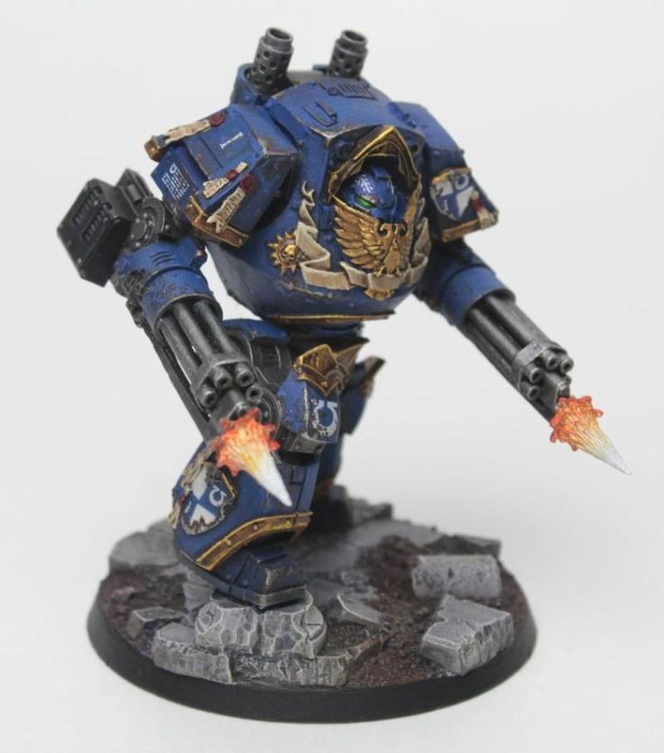 how to paint ultramarines pdf