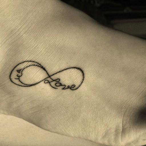 Les 25 meilleures id es de la cat gorie tatouage signe infini sur pinterest signe infini - Signe de l infini tatouage ...