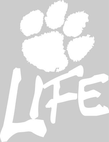 clemson football logo coloring pages - photo#45