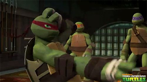 tmnt gif | Teenage Mutant Ninja Turtles animated GIF